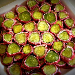 Dill Pickle Wraps Recipes.