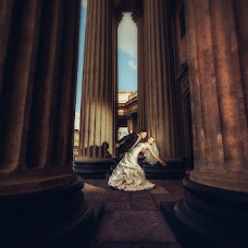 Wedding photographer Aleksandr Ryabikin (sanekspb). Photo of 18.09.2013