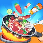Happy Kitchen World MOD APK 1.2.5000 (Free Shopping)