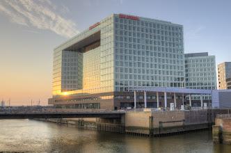 Photo: Das neue Spiegelgebäude