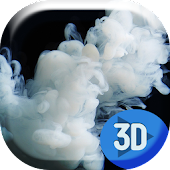 3D Smoke Live Wallpaper