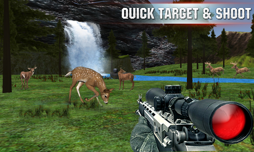 Stag Deer Hunting 3D 2.1 screenshots 8