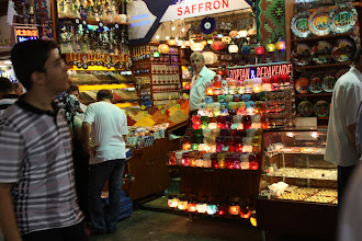 Photo: Day 104 - In the Egyptian Spice Bazaar #2