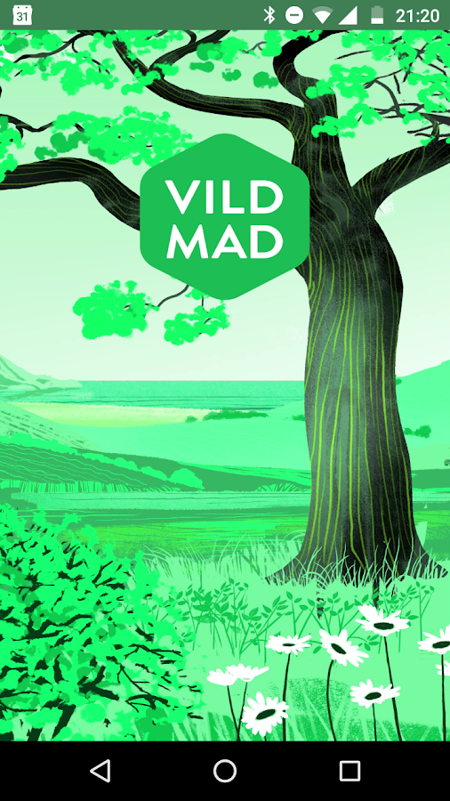 VILD MAD- screenshot
