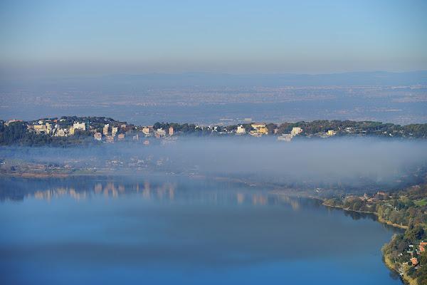 Lago Di Castelgandolfo di cesare carusio