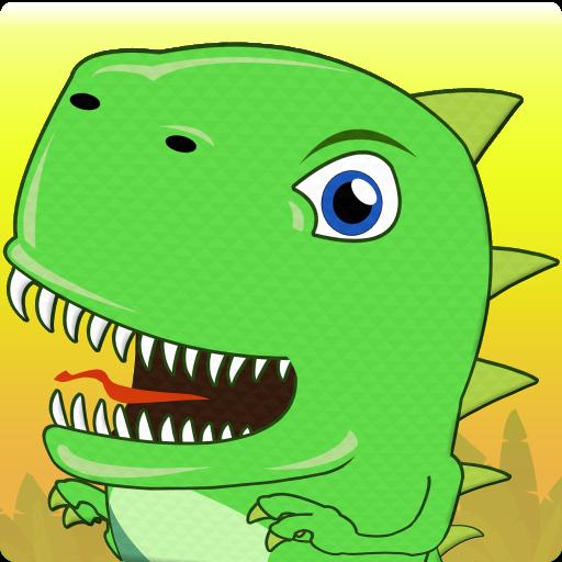 龙 — — 谈婴儿 Dino 休閒 App LOGO-硬是要APP