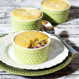 Corned Beef and Cabbage Pot Pies.