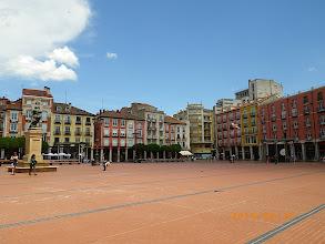 Photo: Plaza Mayor coté soleil