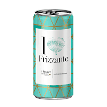 i heart Frizzante Lightly Sparkling Wine Can - 12 x 200ml
