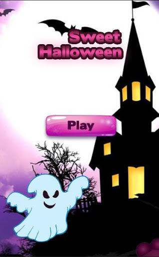 Bubble Shooter Sweet Halloween
