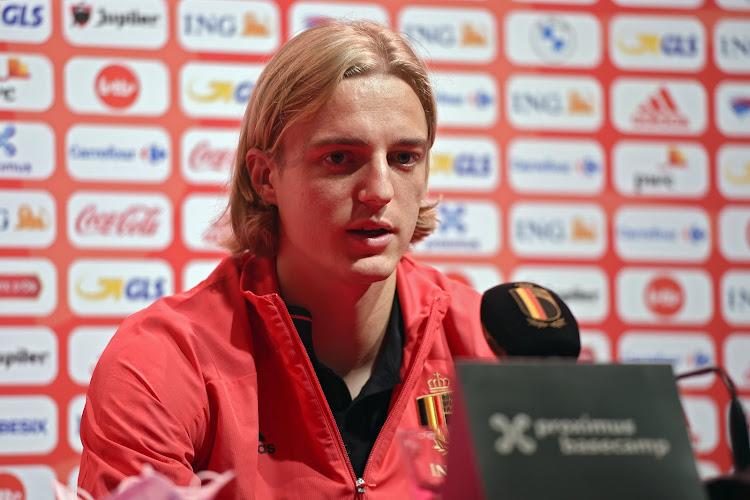 """Les Espoirs déforcés pour un match important : """"On espère les aider en Moldavie"""""""