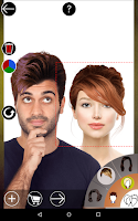 Screenshot of Hair Style Changer   Extension
