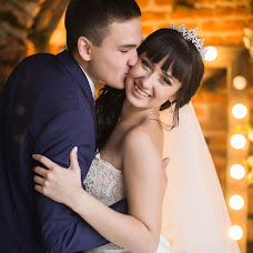 Wedding photographer Georgiy Shalaginov (Shalaginov). Photo of 07.02.2018