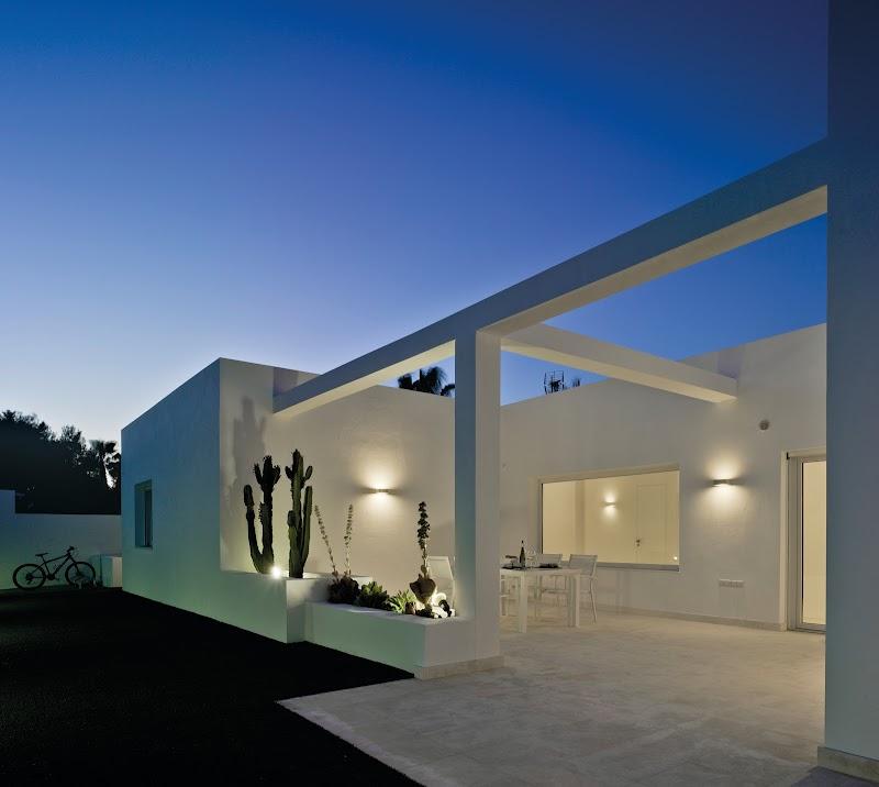 Residencia vacacional en Almería - Docrys Cocinas & DC Arquitectura Interior