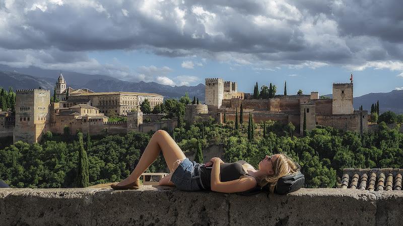 Granada, terra del sole di felixpedro