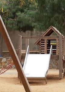 Parque infantil - Parque infantil de El Clot