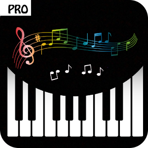 تحميل برنامج البيانو للكمبيوتر keyboard piano v4