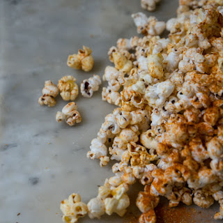 Orange Popcorn Salt Recipes