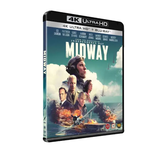 Midway (4K Ultra HD + Blu-ray)