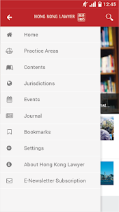 Hong Kong Lawyer- screenshot thumbnail