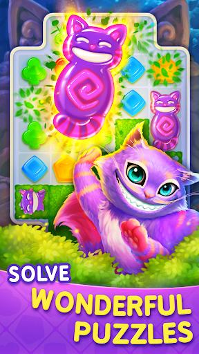 WonderMatch™-Match-3 Puzzle Alice's Adventure 2020 1.20 screenshots hack proof 1