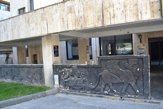 Photo: A building of the Department for Culture and Tourism of the Municipality of Diyarbakir