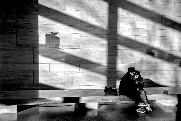 "Shadows in ""Ara Pacis"" di Salvatore Gulino"
