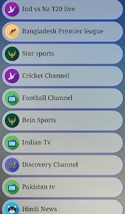 Live Cricket Tv - náhled
