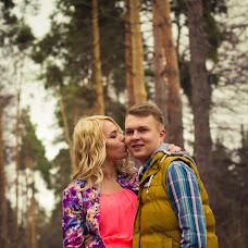 Wedding photographer Kirill Larionov (kiruha408). Photo of 04.06.2017