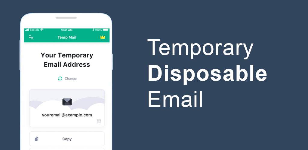 Temp Mail - Temporary Disposable Email 1 42 Apk Download - com