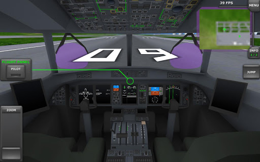 Turboprop Flight Simulator 3D 1.24 screenshots 11