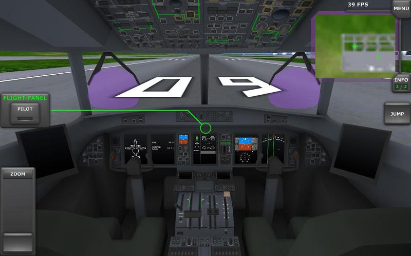Turboprop Flight Simulator 3D Screenshot 10