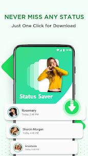 Status Saver – WhatsApp Photo Video Downloader app 1
