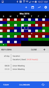 Firehouse Scheduler- screenshot thumbnail