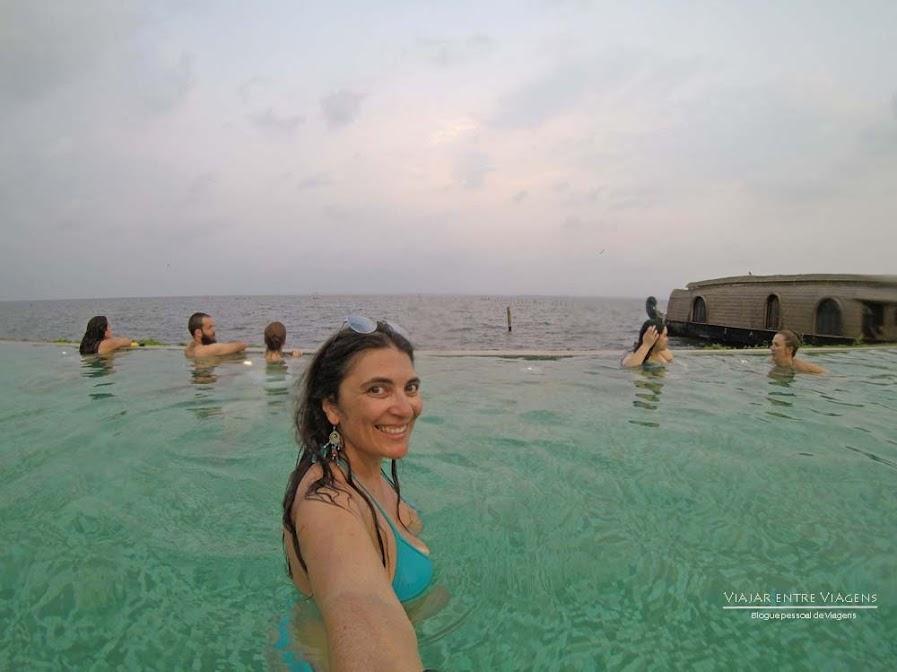 melhor hotel da Índia | Kamarakom Lake Resort