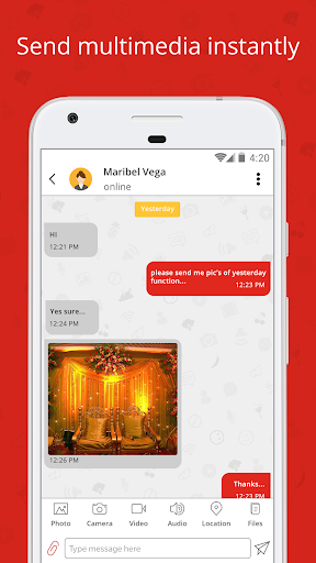 Wibrate - Free Wi-Fi & Messaging Service app (apk) free download for