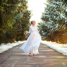 Wedding photographer Aleksandra Mukhotina (muhotina). Photo of 25.12.2015