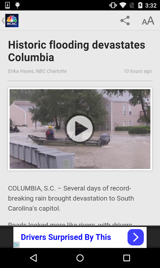 WCNC Charlotte News- screenshot
