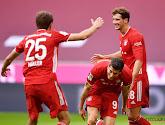 Bayern München wint met het kleinste verschil van RB Leipzig en loopt zo verder uit in het klassement
