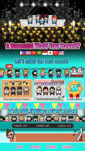 Cheat Monthly Idol Mod Apk, Download Monthly Idol Apk Mod 2