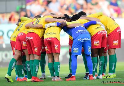 Waasland-Beveren zit niet te wachten op speeldag 30 en de elf spelers die Oostende nog heeft al helemaal niet