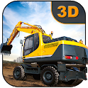 Excavator Simulator River Sand icon
