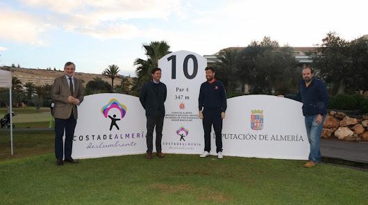 'Costa de Almería' se promociona en cinco torneos de golf