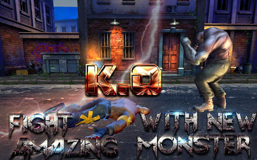 Download Fighter Monster Superhero ninja Fighting Battle MOD APK 4