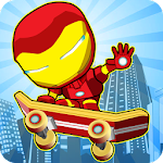 Skater Boy Epic Heroes Icon