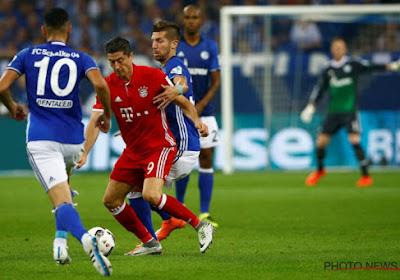 Bayern leek even menselijk, maar Lewandowski en Kimmich losten het op