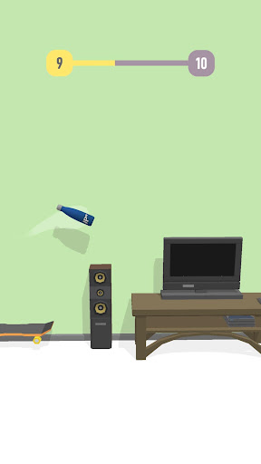 Bottle Jump 3D - screenshot