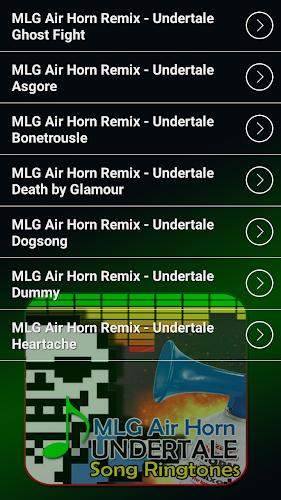 MLG Air Horn Undertale Ringtones APK | APKPure ai
