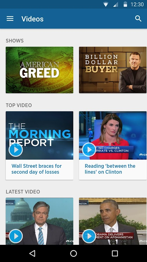 CNBC- screenshot