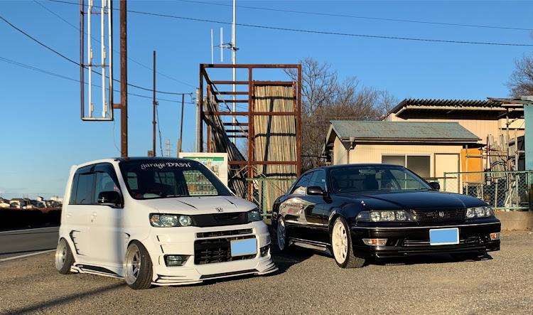 マークII JZX100のSSS(saitama street stage),garage DASH,緊急事態宣言中,コロナが早く終息しますように,JB3に関するカスタム&メンテナンスの投稿画像1枚目